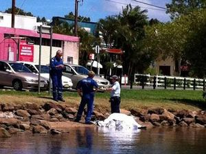 Man found dead in river at Tumbulgum was fishing