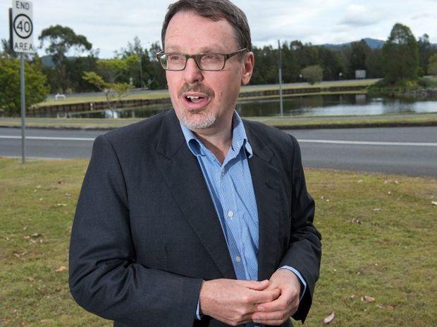 Greens MLC John Kaye.