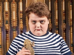 Ipswich boy to play Pugsley in The Addams Family musical