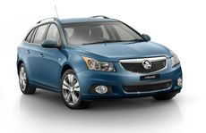 Holden's new Cruze Sportwagon will soon reach showrooms.