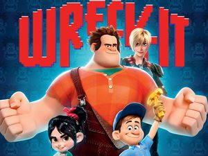 Write a movie review and win a family pass to Wreck-It Ralph