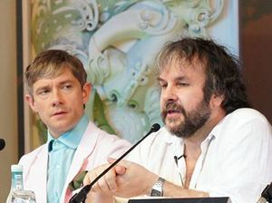 Peter Jackson rejects 'The Hobbit' animal cruelty claims