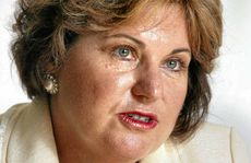 FIGHTING TALK: Jo-Ann Miller MP says she will continue to speak out.