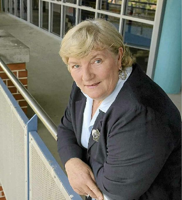 RELIEVE THEIR PAIN: Southern Cross University's Professor Colleen Cartwright.