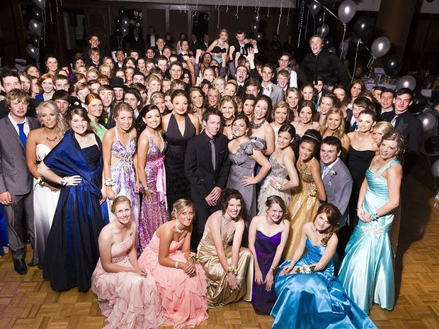 West Moreton Anglican College's 2012 school formal.