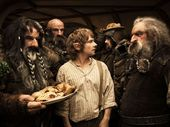 WITH just two days to go before the US and UK release of The Hobbit: An Unexpected Journey film studios have released six unseen clips from the film.