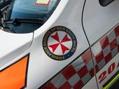 A LISMORE surfer was hit in the head by his board at Yamba's Turners Beach and killed on Wednesday afternoon.