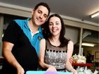 AN IPSWICH couple who lost their firstborn to a rare medical condition has raised more than $15,000 for research.