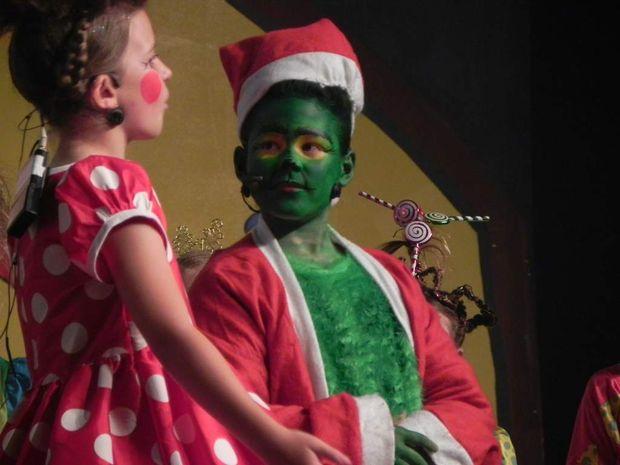 Suncoast Christian College's A Very Grinchy Christmas.