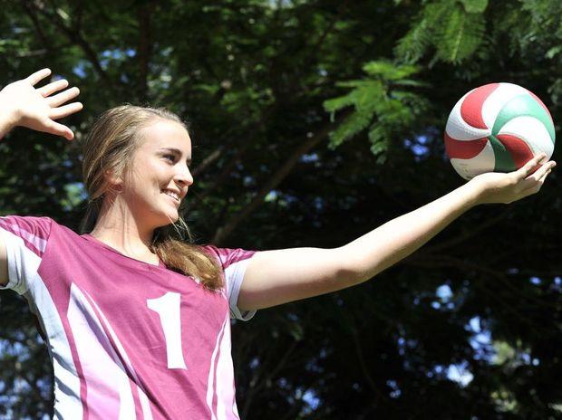 YARALLA SPORTS: Yaralla Sports Star, Georgia Armitage. Photo Kerry Thomas/The Observer