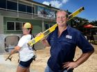 Tradies kick in to renovate surf club at Fingal