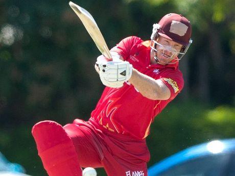 Former Gatton cricketer Chris Sabburg is part of the Brisbane Heat Big Bash League squad for the 2012/13 season.