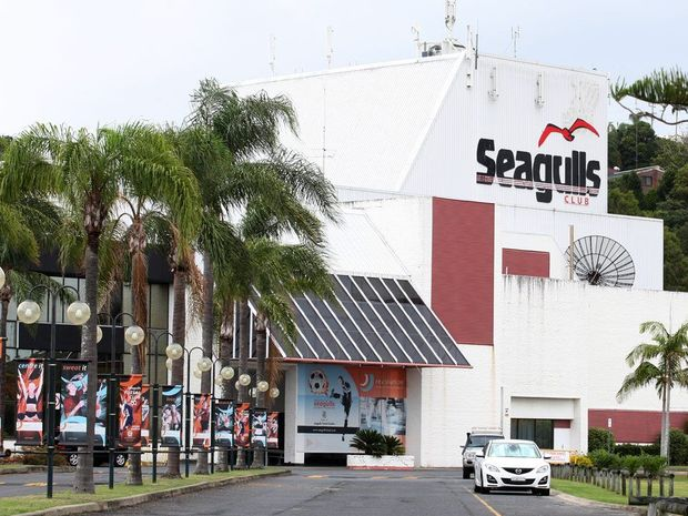Seagulls Club at West Tweed Heads Photo Blainey Woodham / Daily News