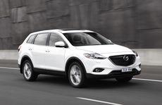 Mazda's new CX-9.