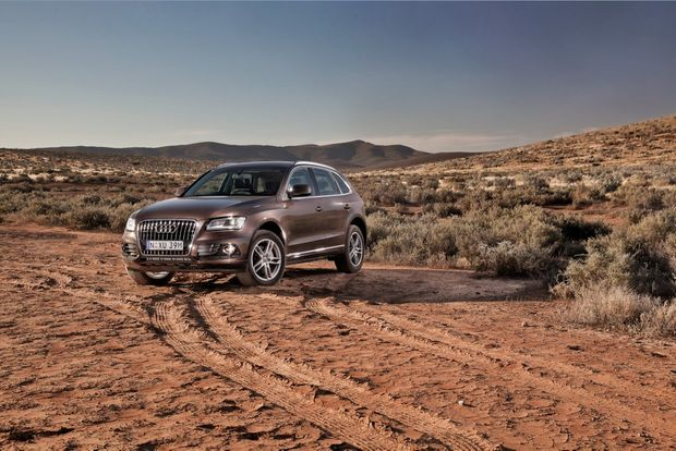 Audi's Q5 is one smooth mover.