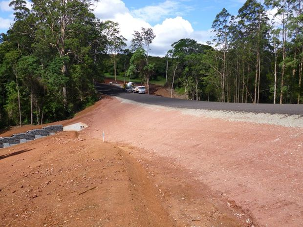 Esk-Hampton Road reopens today.