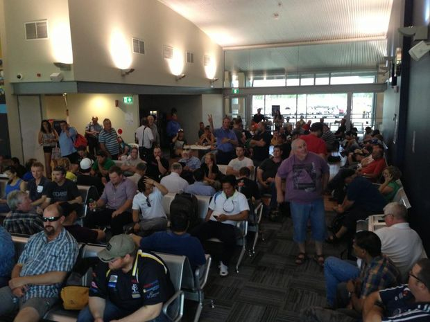 Roma Airport was the busiest regional airport in Australia this week with over 60 flights including 16 alone on Wednesday.