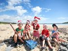Fine and sunny Christmas Day across south-east Queensland
