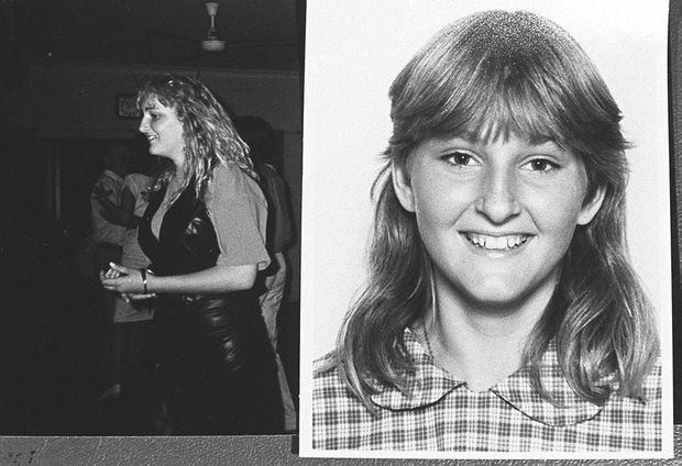 Pictures of the vibrant, young Annette Mason during happier times