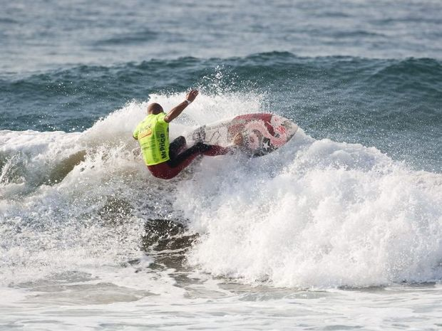 Nathan Hedge has finished 2012 with a world ranking of 74 after rediscovering his passion for surfing.