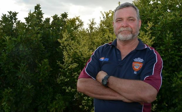 ON TARGET: Kingaroy Clay Target Club President Gary Brown said Australia's current firearm laws encourage safe gun ownership.