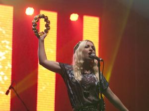 Ladies light up Woodford night two