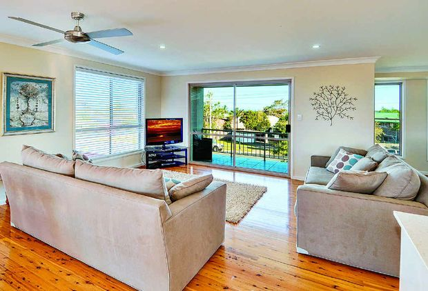 40 Coonoowrin Street goes to auction this Saturday, January 5 with Place Caloundra.