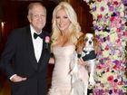 Hugh Hefner marries 26-year-old Crystal Harris