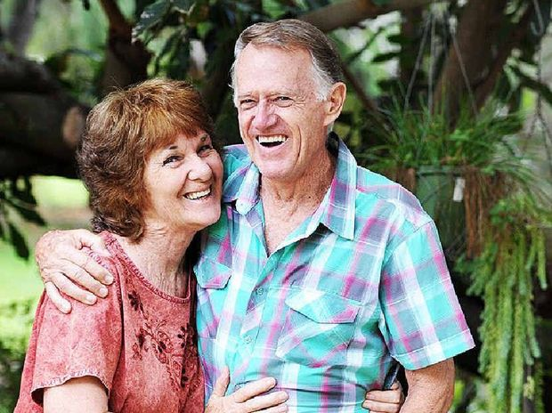 MILESTONE: Jean and Bevan Kubler celebrate their 50th wedding anniversary.