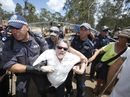 """THIS morning started with a """"red alert"""" and a call for those opposed to CSG to head to the Glenugie blockade."""