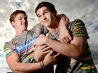 Footy part and Parcell for Jets brothers