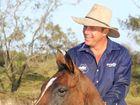 Guy McLean and his horses to star of Australia's Got Talent