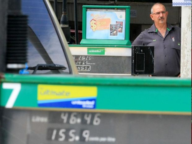 Police concerned by petrol theft in the Tweed