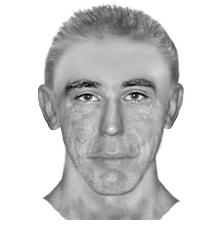 Police hope the public can identify this man following an approach on a girl at Bellingen.