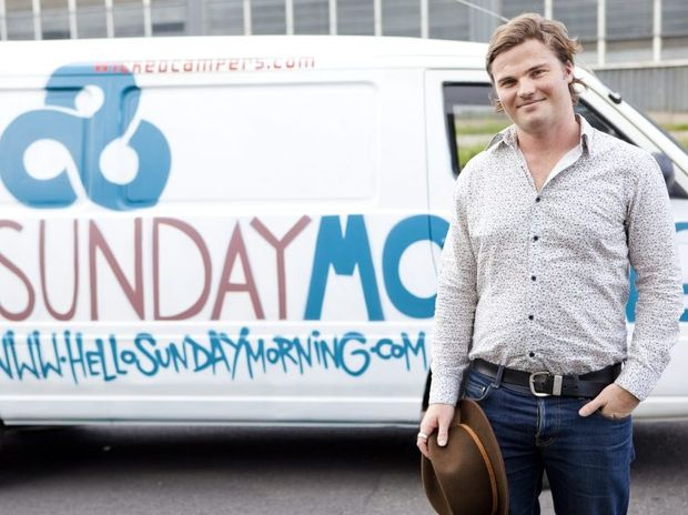 Hello Sunday Morning founder Chris Raine has been named Australia Day ambassador for Clifton.