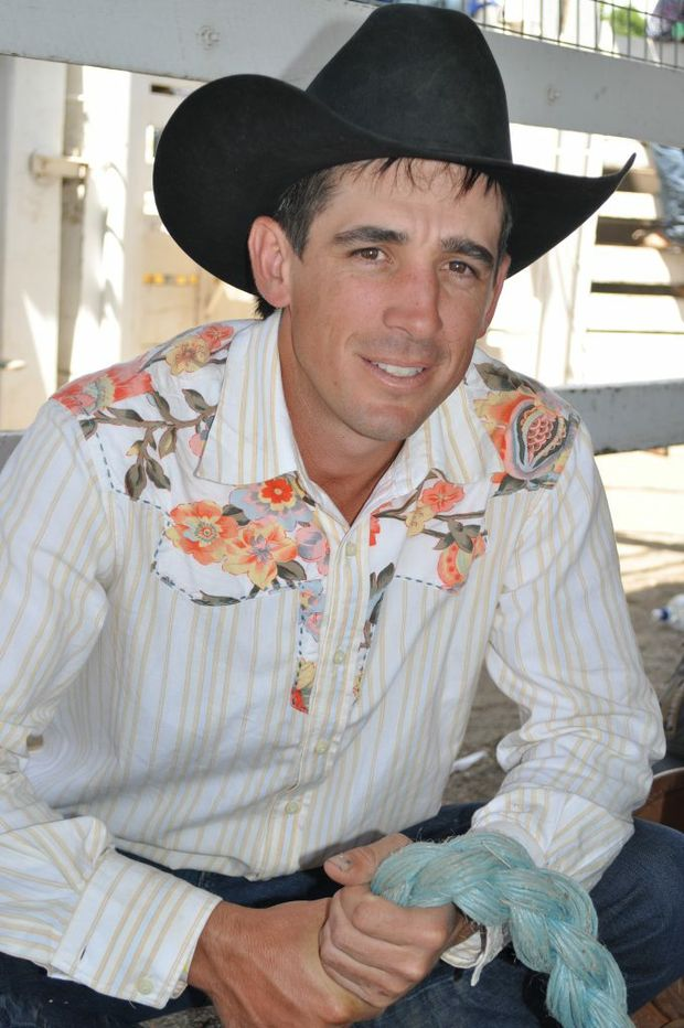 Warwick cowboy Scott Keogh is getting things together for the Clifton Rodeo.