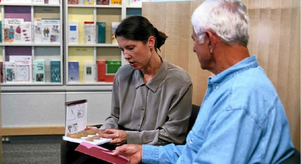 CHECK EARLY: Talk to your GP about a prostate examination. A little discomfort can help in cancer detection.