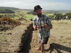 World's longest water slide - behind the scenes