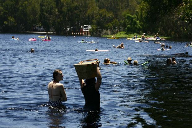 Popular Far North Coast recreation spot, Lake Ainsworth, has been closed following a blue-green algae outbreak.