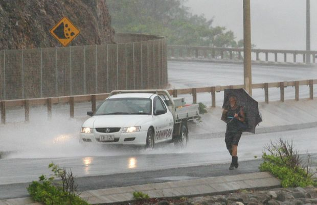 SEVERAL roads across the Sunshine Coast are closed due to localised flooding.