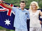 Russians revel in the freedom of Australia