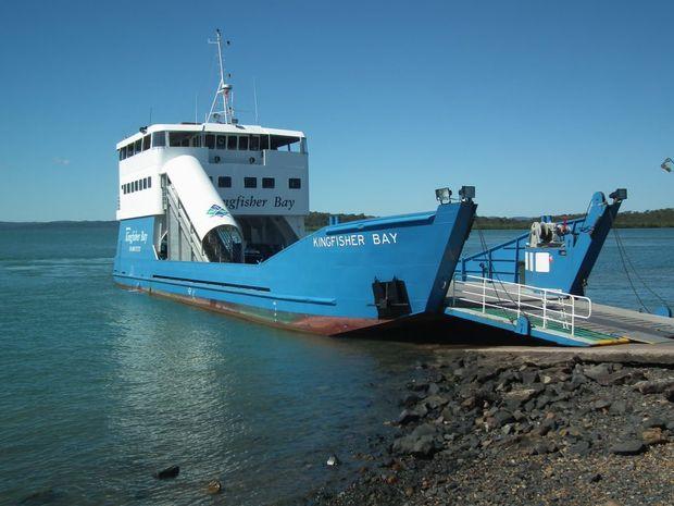 Bundaberg To Fraser Island Ferry