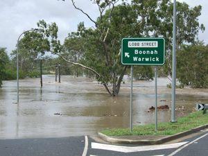 Oswald: Ipswich flooding