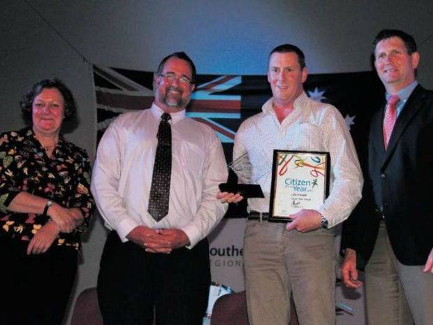 Southern Downs Regional Councillor Neil Meiklejohn explained just how valuable Mr Constable was to the community.