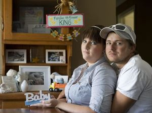 Holiday donation helps with family's grief