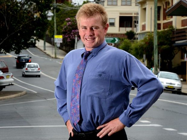 Russell Kilarney is running for preselection for Family First