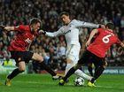 Madrid's Ronaldo scores equaliser in Man Utd showdown