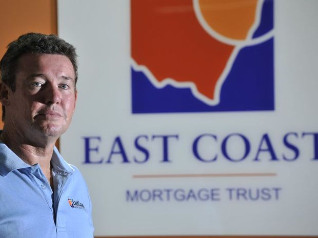 Scott Collis of East Coast Mortgage Trust. The trust has asked ASIC for advice on a request to hand its members register to a disgruntled investor.