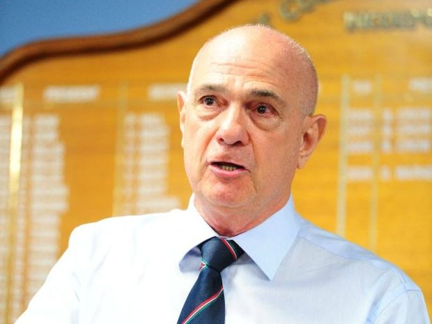 GPC chief executive Leo Zussino will finish in his position at the end of August.