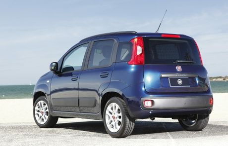 The Fiat Panda has brilliant internal finishes, and management are promising sharp pricing.